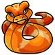 Orange Poera Plushie