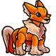 Orange Raulf Plushie
