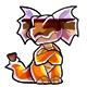 Orange Yakubi Potion
