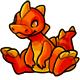 Orange Zetlian Plushie