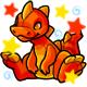 Enchanted Orange Zetlian Plushie