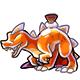 Orange Zetlian Potion