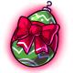 Ornament Glowing Egg