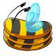 Bee Pancakes