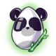 Panda Glowing Egg