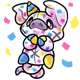 Party Zoink Plushie