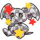 Enchanted Checkered Phanty Plushie