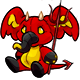 Devil Phanty Plushie