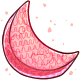 Pink Moon Pinata