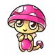 Pink Toadling