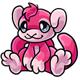 Pink Addow Plushie