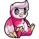 Pink Astro Plushie