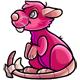 Pink Basil Plushie
