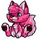 Pink Dakota Plushie