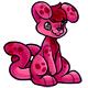 Pink Doyle Plushie