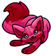 Pink Fasoro Plushie