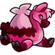 Pink Hump Plushie