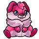 Pink Kujo Plushie