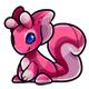Pink Limax Plushie
