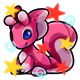 Enchanted Pink Limax Plushie