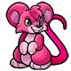 Pink Murfin Plushie