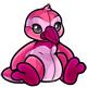 Pink Newth Plushie