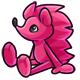 Pink Rofling Plushie