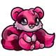 Pink Snookle Plushie