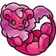 Pink Tantua Plushie