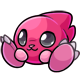 Enchanted Pink Xoi Plushie