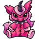 Pink Yuni Plushie