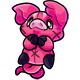 Pink Zoink Plushie