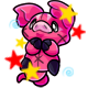 Enchanted Pink Zoink Plushie