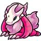 Pink Zola Plushie