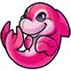 Pink Zoosh Plushie