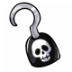 Plastic Pirate Hook