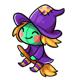 Plushie Witchlet