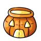 Pumpkin Of Gold Plushie