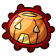 Pumpkin Of Gold Stamp