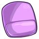 Purple Mouse Pad