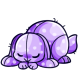 Purple Polka Dot Bunny Plushie