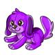 Purple Rusty Plushie