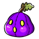 Purple Spookfruit Plushie