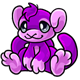 Purple Addow Plushie