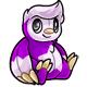 Purple Astro Plushie