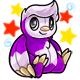 Enchanted Purple Astro Plushie