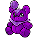 Purple Azul Plushie