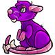 Purple Basil Plushie