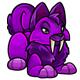 Purple Bolimo Plushie