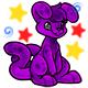 Enchanted Purple Doyle Plushie
